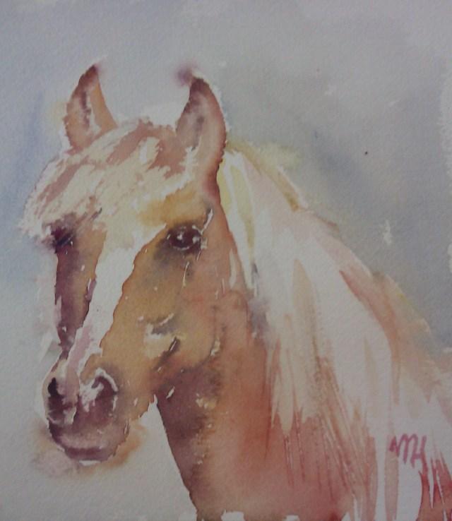 Freddie Watercolour
